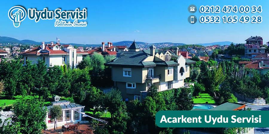 Acarkent Uydu Anten Servisi